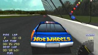 Lets play PS1 games NASCAR 98 part 7