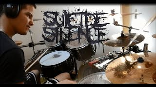 Suicide Silence - O.C.D - Drum Cover HD
