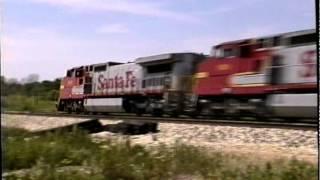 Santa Fe Dashing through Dahinda V. 2