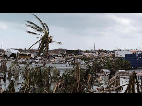"""""""Дориан"""" опустошил Багамы"""