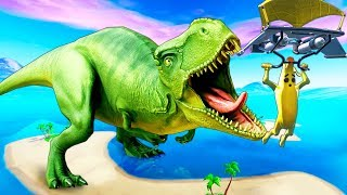 *NEW* T-REX IN FORTNITE..!!   Fortnite Funny and Best Moments Ep.426 (Fortnite Battle Royale)