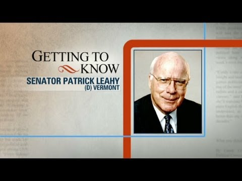 State of the Union - Getting to Know: Sen. Patrick Leahy
