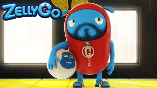 ZellyGo | My Friend Wilson | HD Full Episodes | Funny Cartoons for Children | Cartoons for Kids