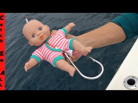 FISHING With A BABY!