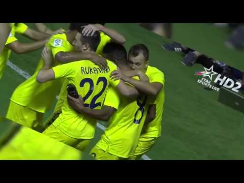 Villarreal Vs Levante 2-0 All Goals And Highlights La Liga 24/8/2014 [HD]