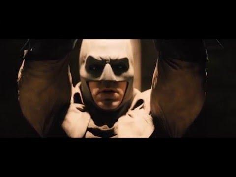 Реакция супермена на Бена Аффлика в роли бэтмена (NickWell)