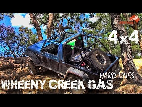 Wheeny Creek GEES ARM South | Hard Lines  April 2017 | ALLOFFROAD #115