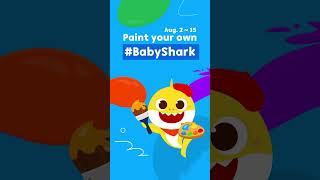 [Event] Paint your own #BabyShark & get gifts!