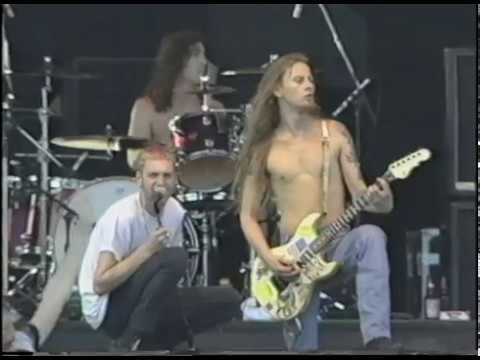 ALICE IN CHAINS   Lollapalooza  Vancouver 1993 HQ