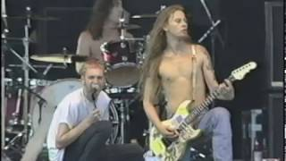 Video ALICE IN CHAINS -  Lollapalooza - Vancouver 1993 (HQ) download MP3, 3GP, MP4, WEBM, AVI, FLV September 2018