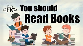 This is Why You Should Read Books - Benefits of Reading Books