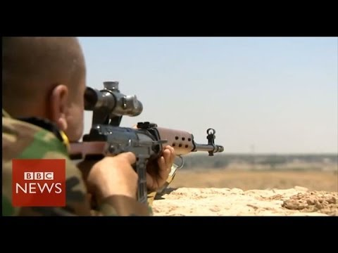 Iraq Crisis: Gunfight to keep militants at bay in Jalula- BBC News