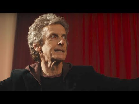 'It Means Life' Speech - The Pilot - Doctor Who - BBC