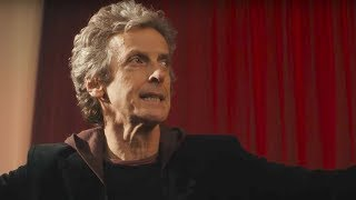 """""""It Means Life"""" Speech - The Pilot - Doctor Who - BBC"""