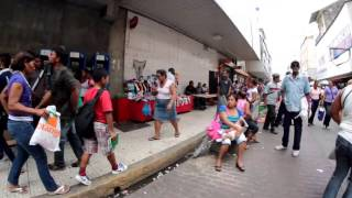Panama City Shopping Avenida Central  - Walking Street - Off The Beaten Path