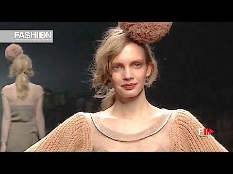 SONIA RYKIEL Fall 2010 Paris - Fashion Channel