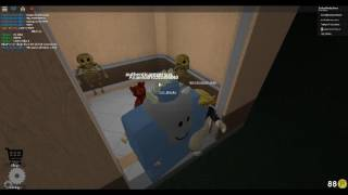 Roblox - The Normal Elevator: Jason!