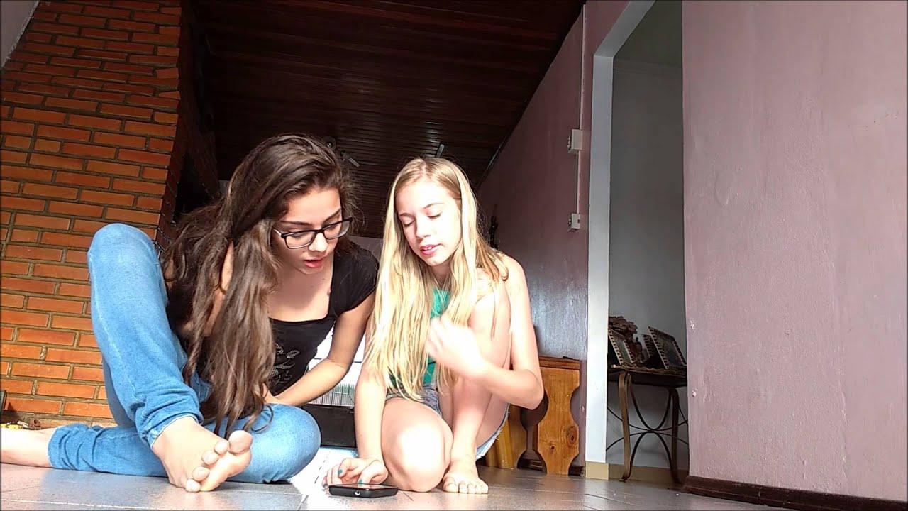 desafio da yoga _ primeiro vídeo do canal