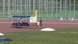 400м с барьерами девушки до 16 лет отбор на Дети Азии