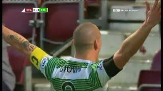 Hearts 0 Celtic 7 - 2013