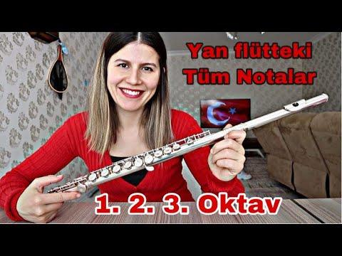 Yan Flüt Dersleri 2 / Flute Lessons 2