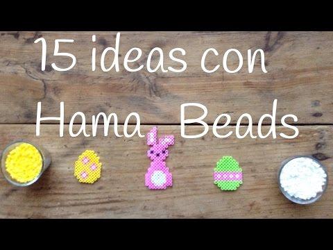 15 ideas con hama beads rápidas y sencillas