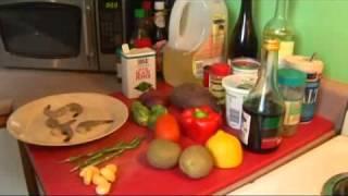 Shrimp Cioppino: Ingredients