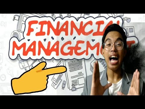 What is Financial Management? Importance of Finance? (Tagalog Version)