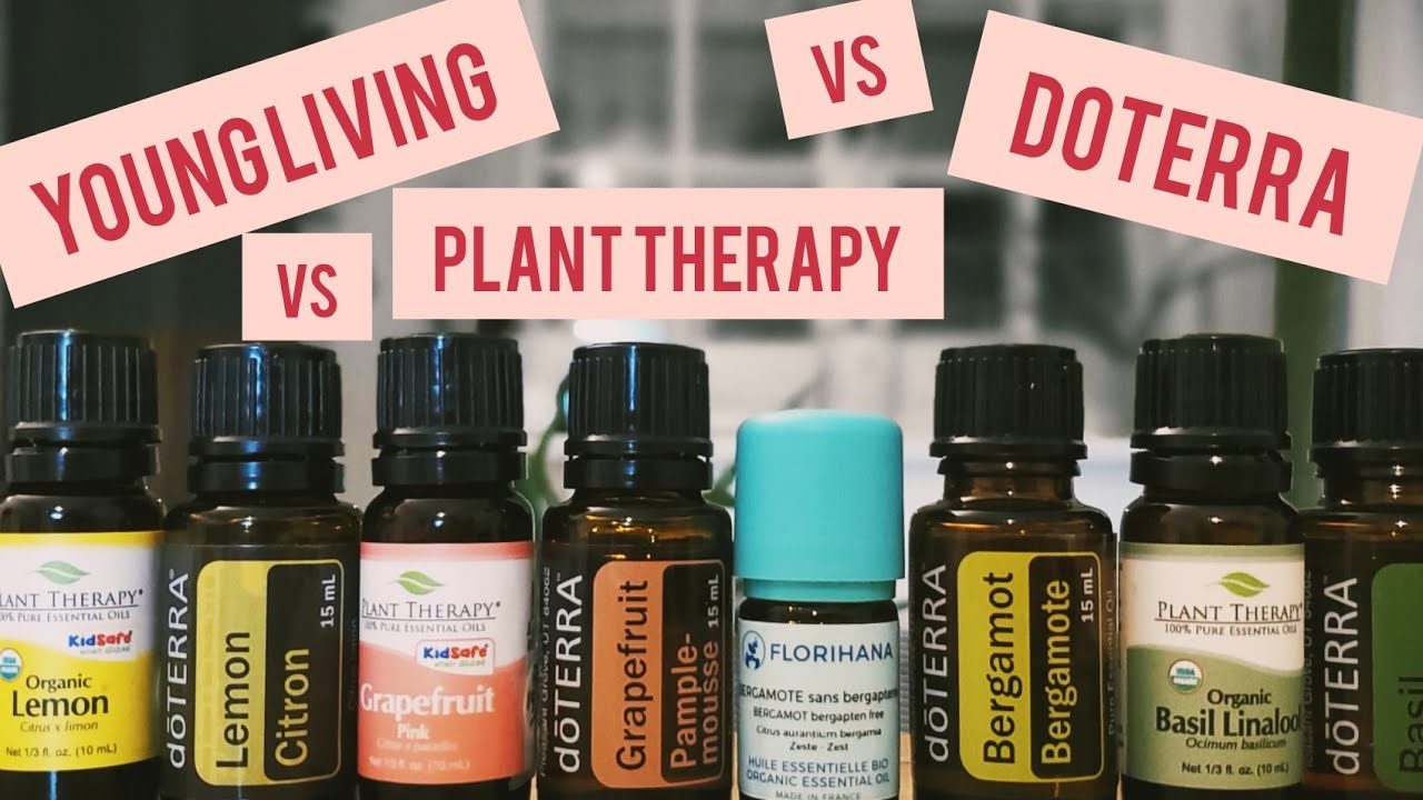 Download YOUNG LIVING vs DOTERRA vs PLANT THERAPY Smell Comparison