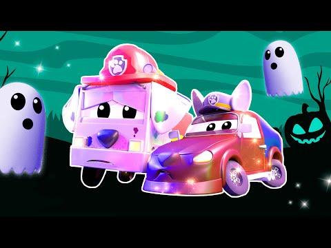 1H Halloween Cartoons