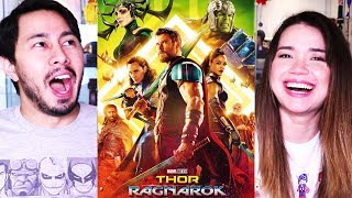 THOR RAGNAROK | Chris Hemsworth | Movie Review!
