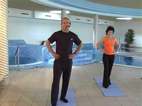 Ízületkímélő Pilates Torna - 1. Gyakorlatsor