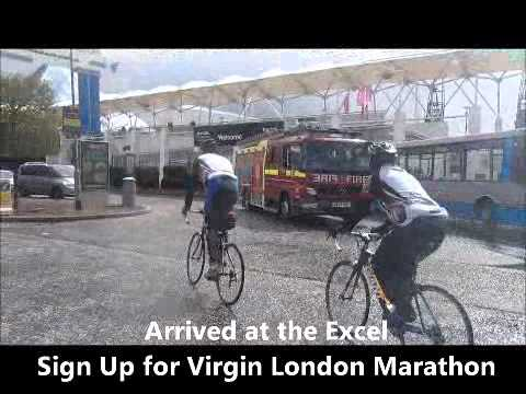 Engage Mutual Paris to London:Marathon Challenge