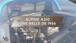 Alpine A210 : Une légende des 24h du Mans - V6
