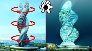 Amazing Moving Buildings