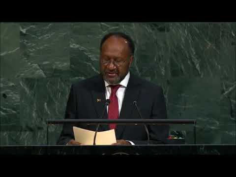 Vanuatu supports West Papua at the UN General Assembly 2017