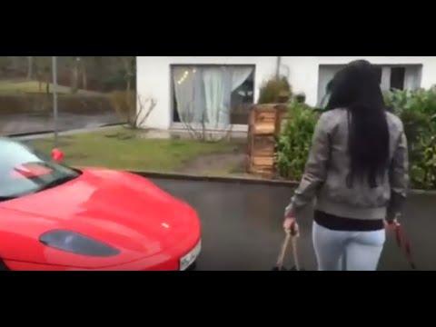Warum ist der Kofferrraum vom Ferrari so voll