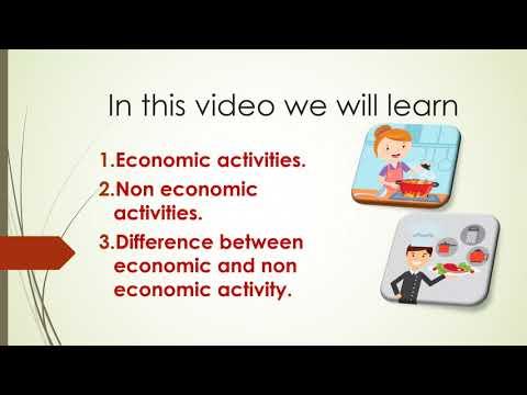 what is economic