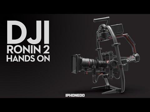 DJI Ronin 2 — Hands On / First Look [4K]
