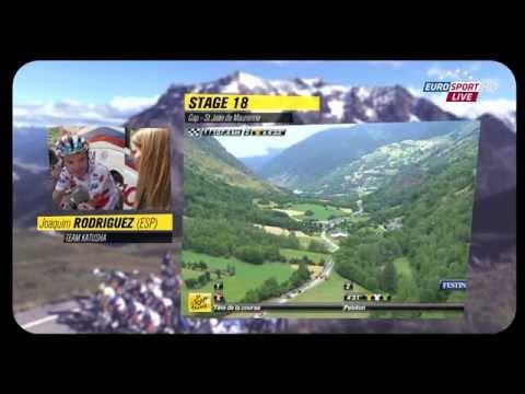 Tour France 15 -  Etapa 18 - GAP - SANT JEAN DE MAURIENNE
