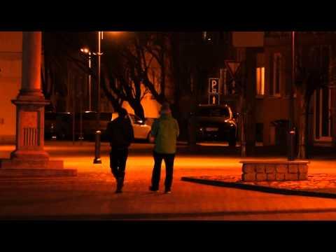Sony DSC-RX10 night video