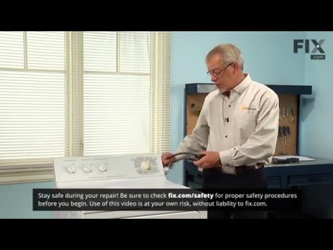 GE Dryer Repair – How to replace the Drive Belt