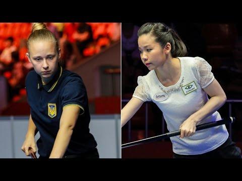 2016 Amway Cup 安麗益之源盃 - Kateryna Polovinchuk vs Yu-Wen Hsieh 謝喻雯