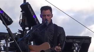 Mike Shinoda - SHARP EDGES - SOUND CHECK @ Pier 17, NYC [10/13/18]