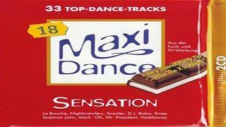 Maxi Dance Sensation 18