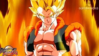 PLAYING GOGETA IN DRAGON BALL FIGHTERZ! - Dragon Ball FighterZ: PC ...