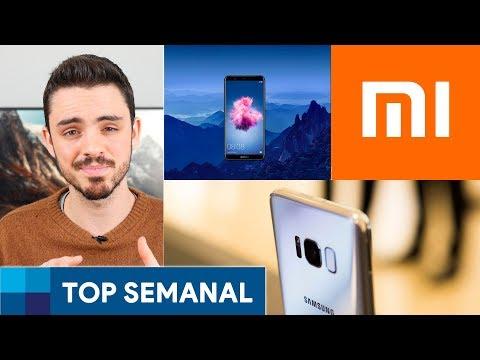 Top 4 SEMANAL| Rumores GALAXY S9, Huawei P Smart, Xiaomi Mi 7 y WhatsApp Business!
