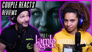 "COUPLE REACTS - Lamb Of God ""Memento Mori"" - REACTION / REVIEW"