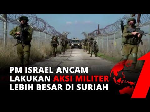 Lindungi Wilayahnya, Israel Lakukan Aksi Militer Di Suriah | TvOne