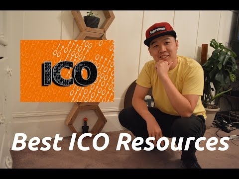 Must-Have ICO Resources For BEGINNERS!